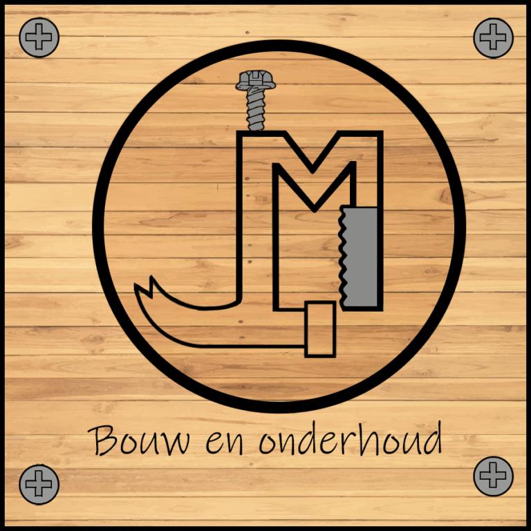 J&M Bouw logo model 1